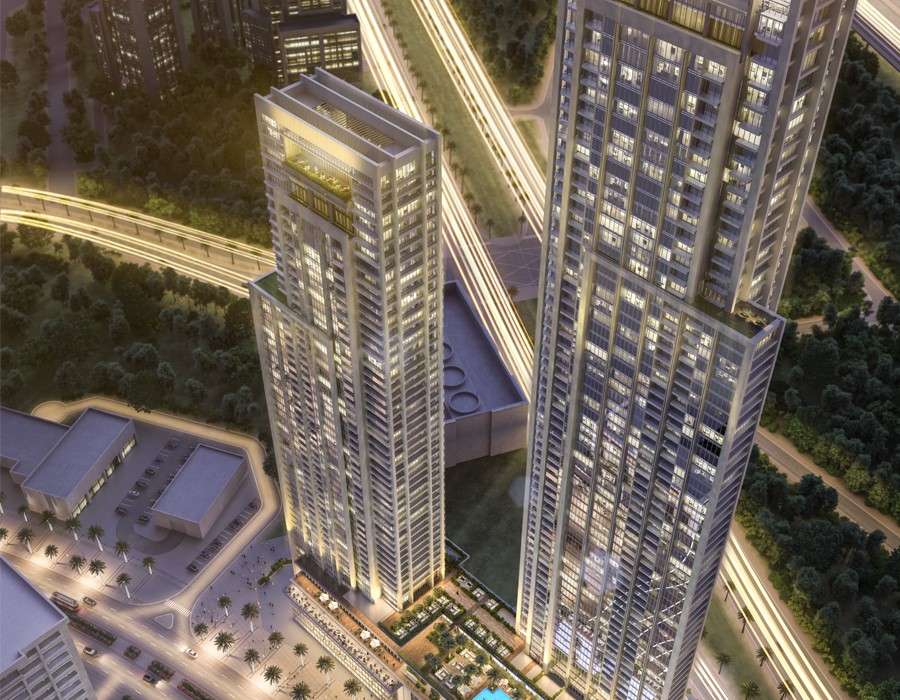 Dubai property -Downtown
